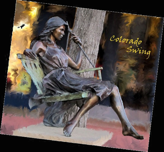 Colorado Swing Big Band new CD is now available